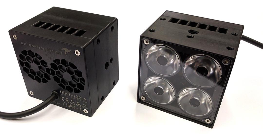 High-Speed-Videoleuchte HSVL-120-A